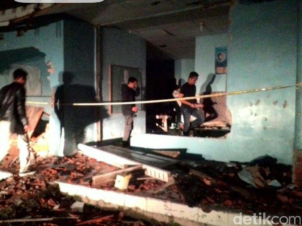 Kronologi Peristiwa Perusakan Pos TNI AU Ujung Genteng