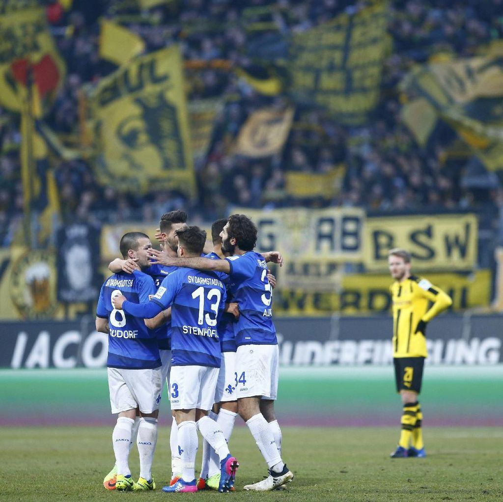 Tuchel Sebut Dortmund Pantas Kalah