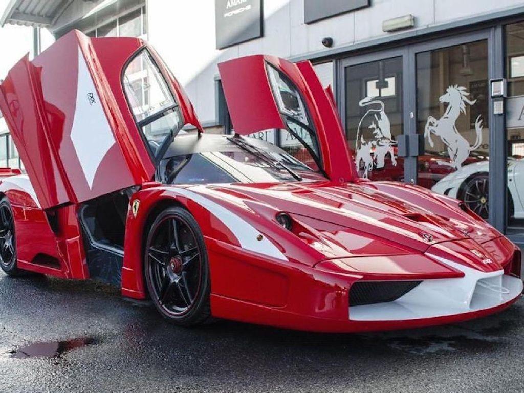 Satu-satunya Mobil Balap Legal di Jalanan Umum Dijual