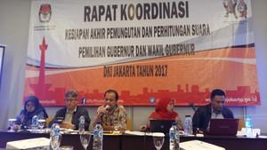 KPU DKI Gelar Rapat Koordinasi Pemungutan dan Penghitungan Suara