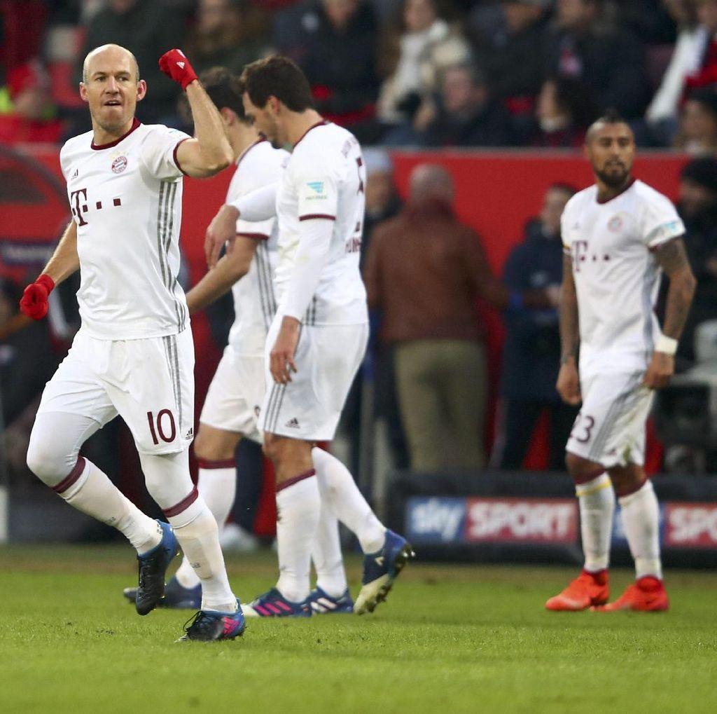 Ancelotti Sanjung Bayern Usai Menang Susah Payah