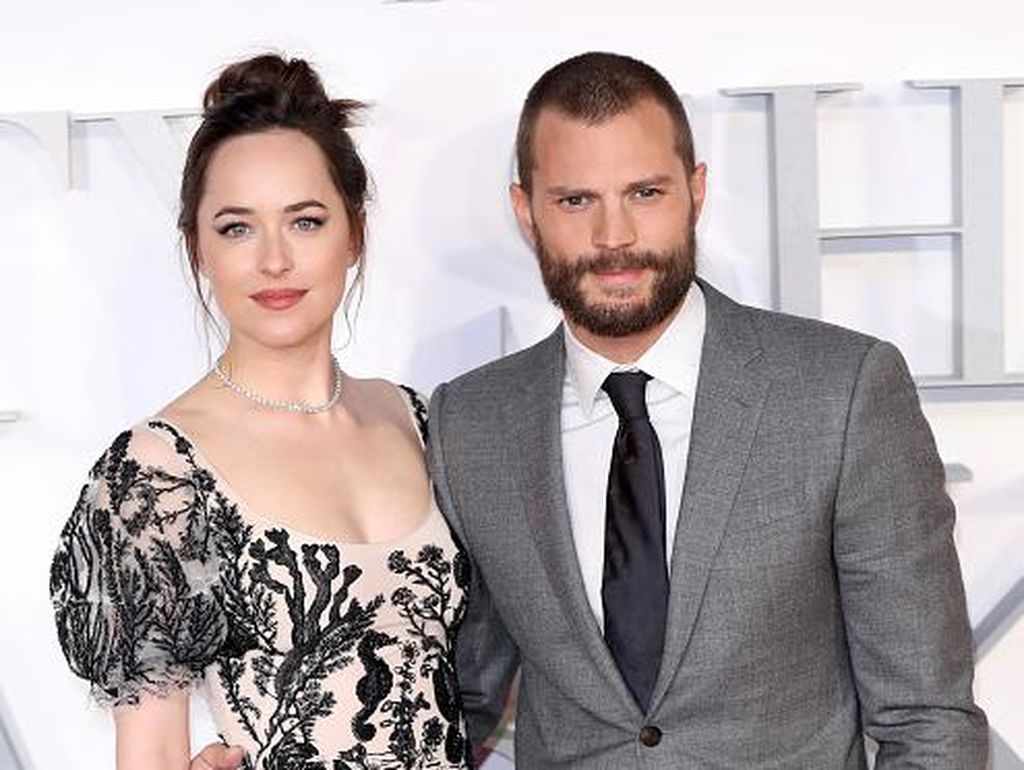Jamie Dornan Tak Izinkan Istrinya Menonton Fifty Shades Freed