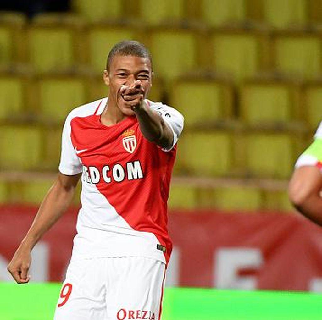Pemain Muda Monaco Ini Enggan Disamakan dengan Ronaldo atau Messi