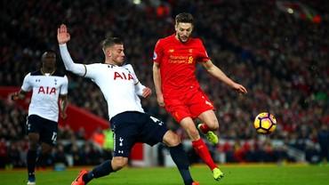 Kontrol Spurs yang Dikacaukan oleh Liverpool