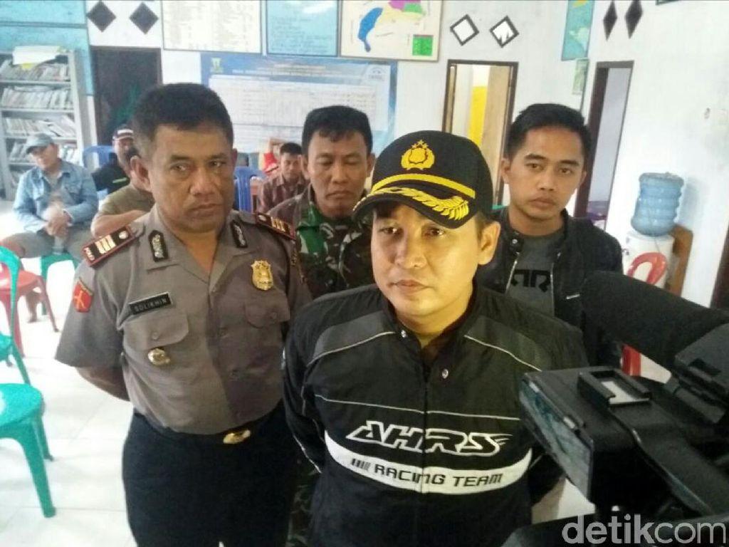 Polisi Tetap Usut Pelaku Perusakan Pos TNI AU Ujung Genteng