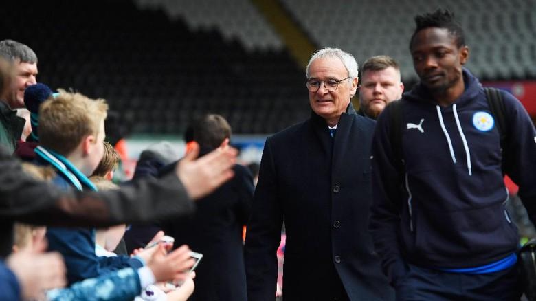 Kembalinya Claudio Ranieri si Tukang Utak-atik