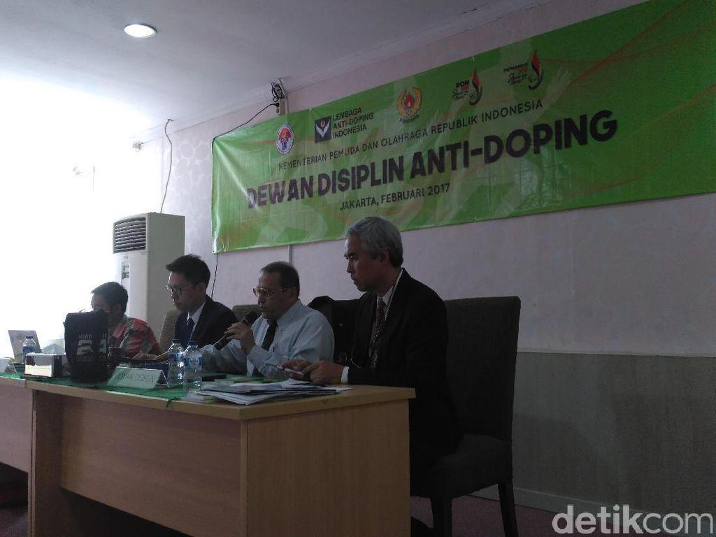 Petembak Riau Positif Doping: Teledor Konsumsi Obat Tanpa Resep Dokter