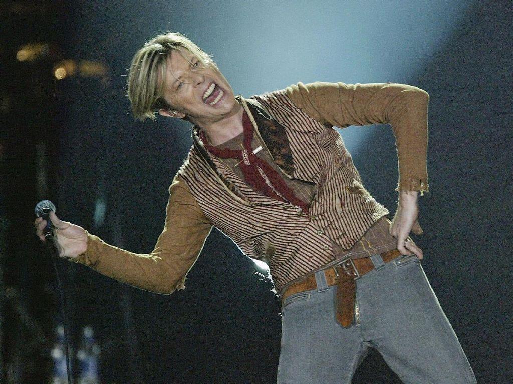 Peringati 45 Tahun, Aladdin Sane David Bowie Siap Dirilis Ulang