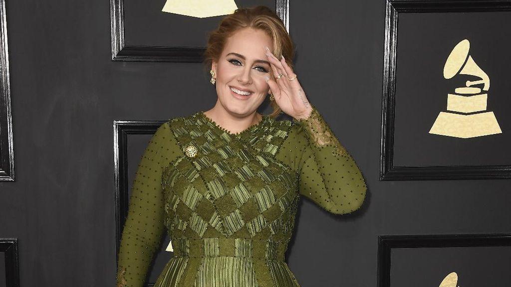 Adele Dominasi Piala Grammy, Kisruh Nassar-Dewi Persik