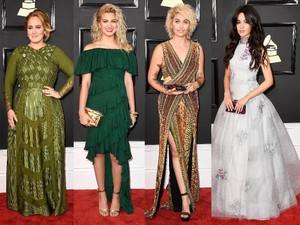 Parade Para Musisi Cantik di Grammy Awards 2017 (1)