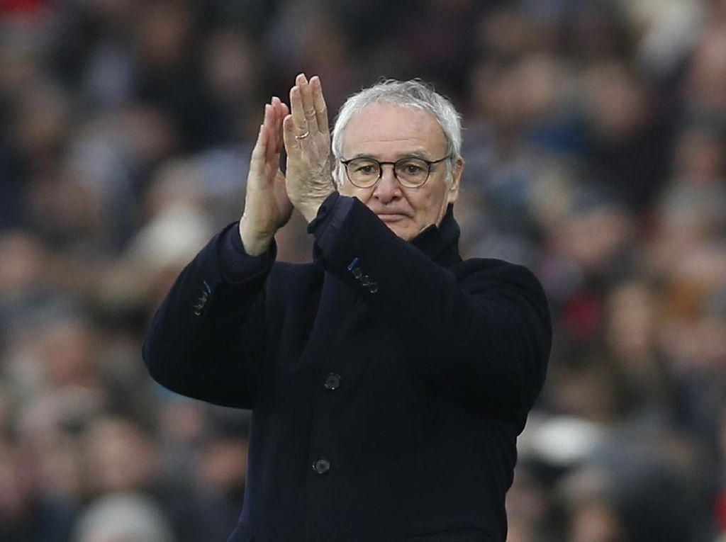 Guardiola Yakin Ranieri Segera Dapat Pekerjaan Baru