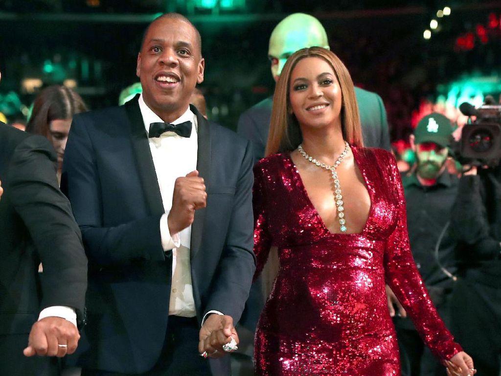 Curhat Jay Z, Menikah dengan Beyonce Tak Dilandasi 100% Kejujuran