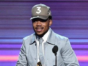 Album Chance the Rapper Coloring Book Juarai Best Rap Album