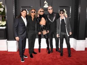 Bakal Duet di Grammy, Lady Gaga Bikin Tato Metallica