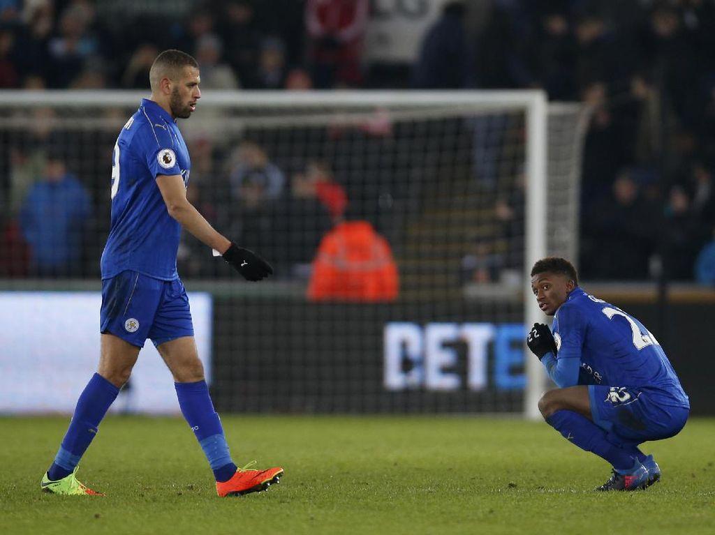Mental Para Pemain Leicester Dipertanyakan