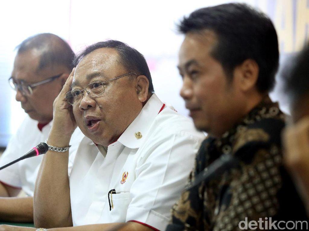 Tim Pokja Umumkan Pemilihan Ketua BAORI