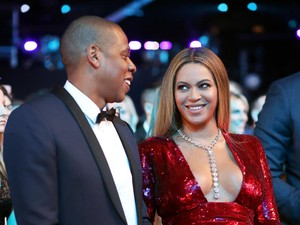 <i>Lovely Moment</i> Beyonce dan Jay-Z di Grammy Awards 2017