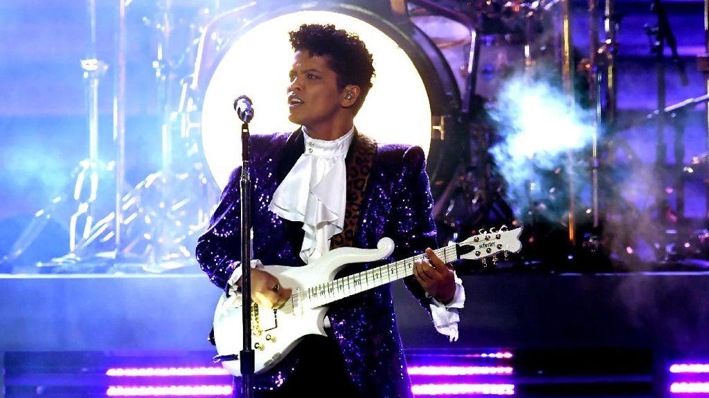 Kendrick Lamar Hingga Bruno Mars Bersaing Ketat di MTV Music Awards 2017