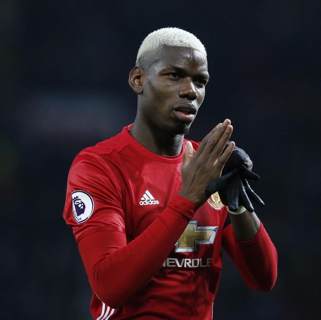 Mourinho: Sebentar Lagi, Pogba Tak Akan Terasa Mahal