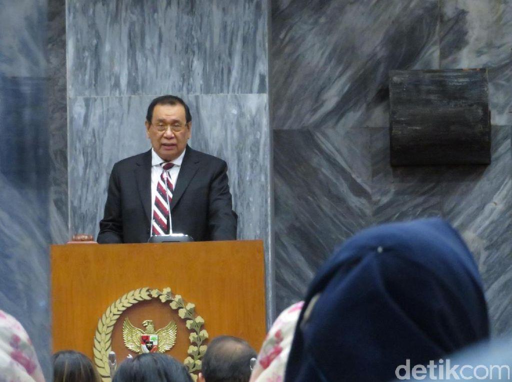 Kahar Muzakir Dilantik Bamsoet Jadi Ketua Komisi III DPR Siang Ini