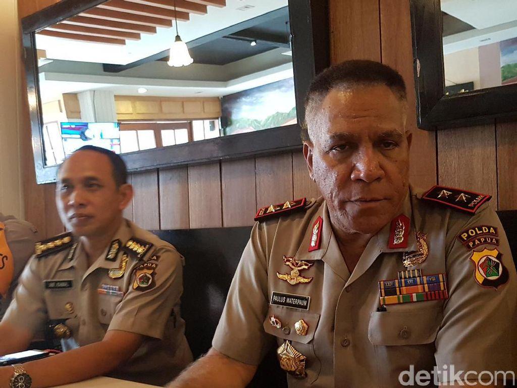 Jelang Pilkada Papua, Kapolda Cek Kesiapan Logistik di KPUD