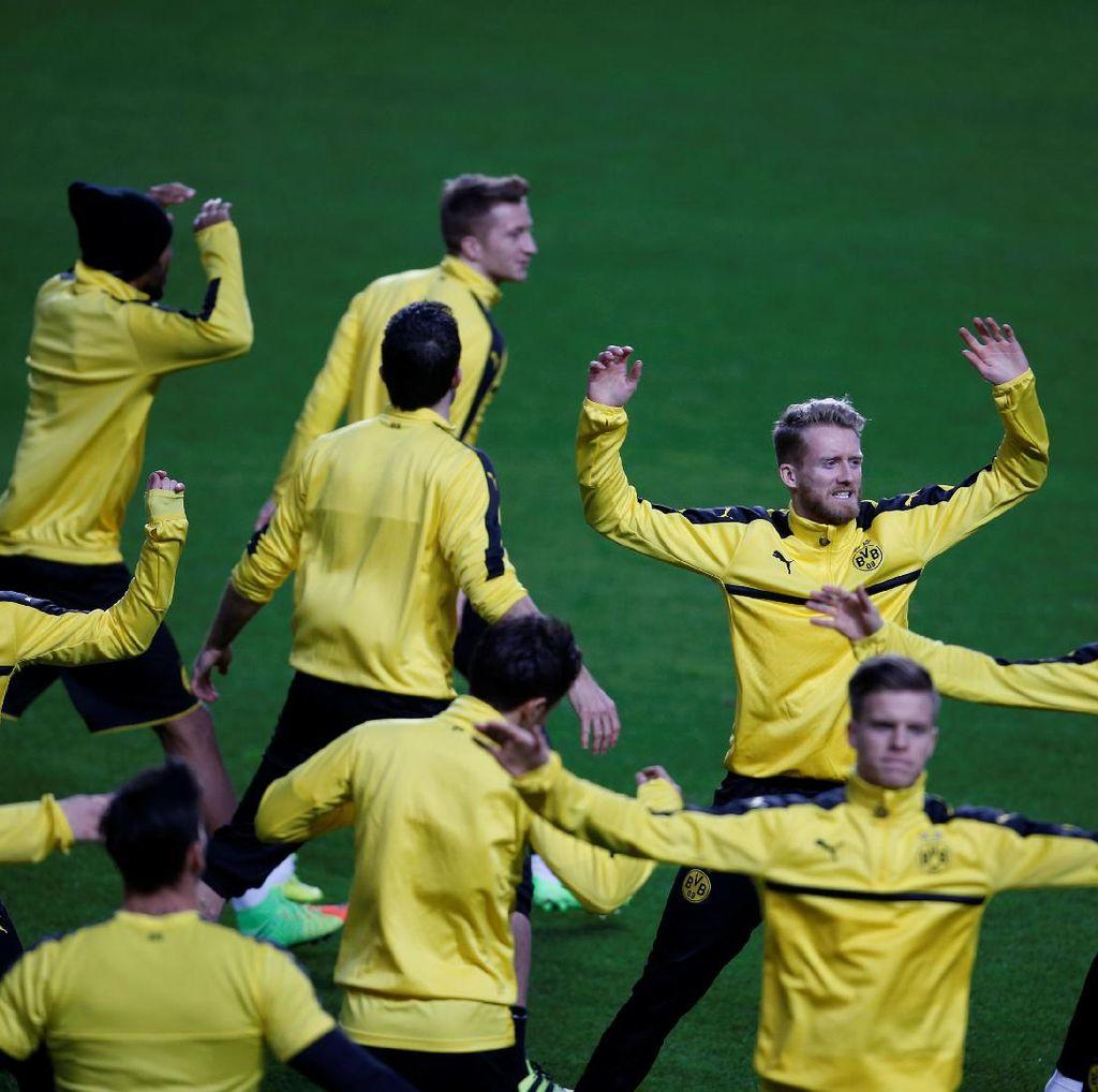 Jumpa Monaco di Perempatfinal, Dortmund: Undian yang Bagus