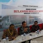 Tingkatkan Pangsa Pasar Fuso, Mitsubishi Buka Diler di Makassar