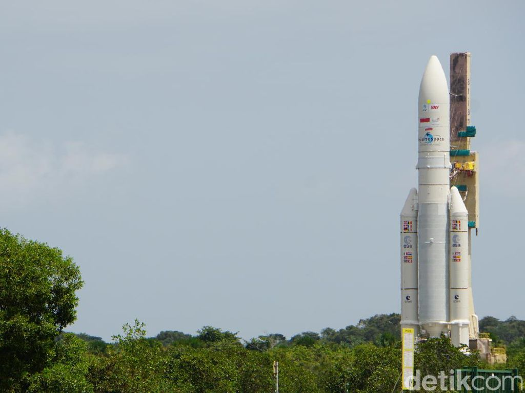 Ini Alasan di Balik Peluncuran Satelit Merah Putih