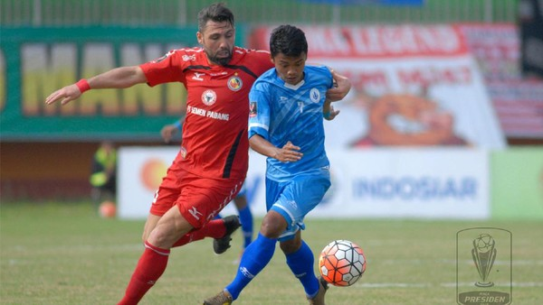Semen Padang Cukur PSCS Cilacap 5-0