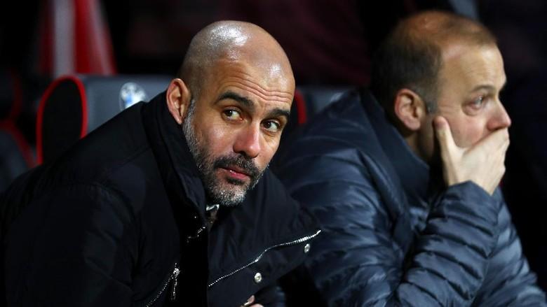 """Bandar Bola - Guardiola: Jarak Poin City Dan Chelsea Sudah Terlalu Jauh"""