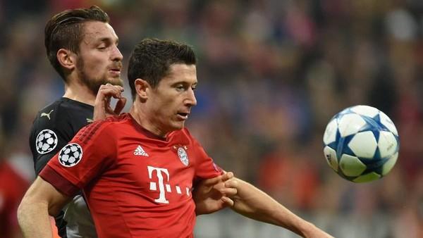 Lewandowski Subur di Allianz Arena, Giroud Ancam Bayern