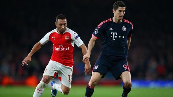 Bayern Menjamu Arsenal yang Punya Hasil Buruk di Babak 16 Besar