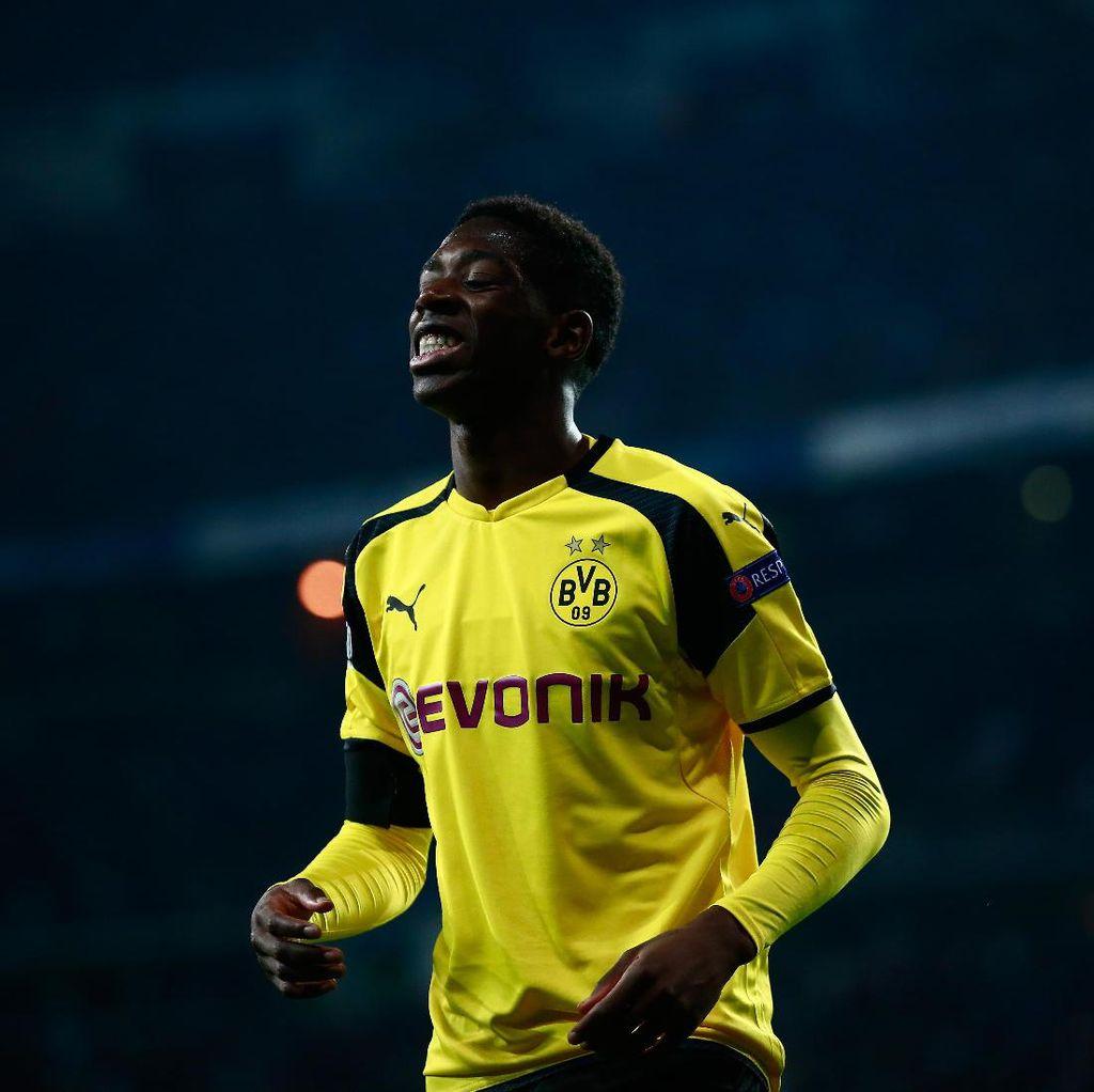 Ousmane Dembele Akui Masih Kurang Konsisten di Dortmund