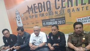 Angka Pemilih Pakai Suket di Banten Bertambah Jadi 44 Ribu Orang