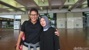 Pulang Umrah, Sandiaga Lebih Tenang Hadapi Pilgub DKI