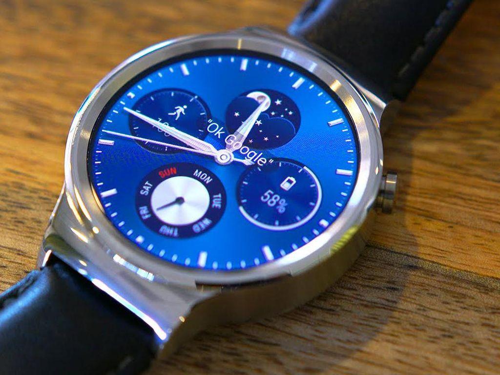 Huawei Watch 2.0 Bakal Temani Kelahiran P10 di Barcelona
