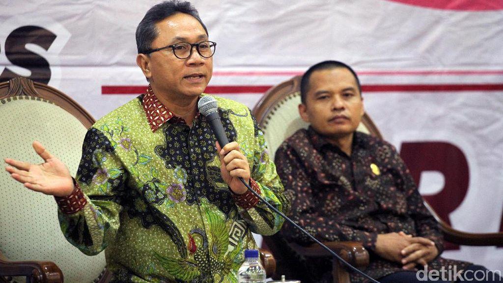 Ketua MPR ke Dubes Portugal: Kalau Rindu Bisa ke Aceh dan Maluku