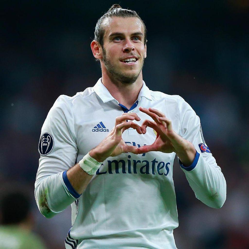 Bale Berpeluang Comeback Akhir Pekan Ini