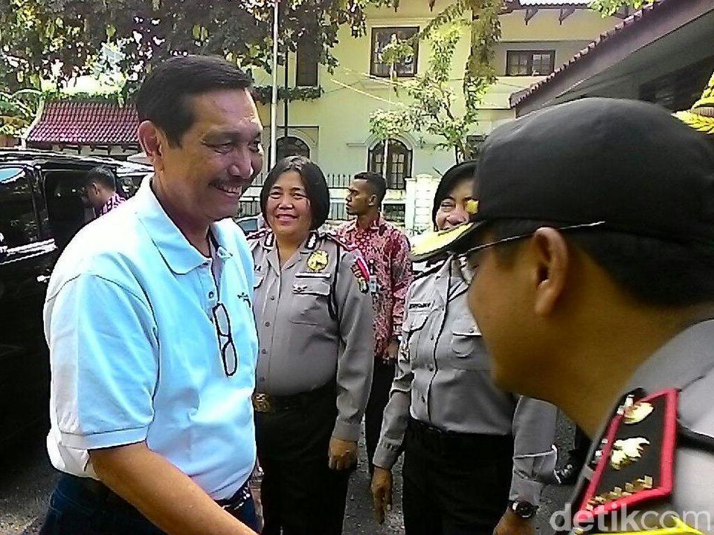 Luhut: Gubernur Jakarta yang Menang Jangan Cuma Janji-Janji Saja