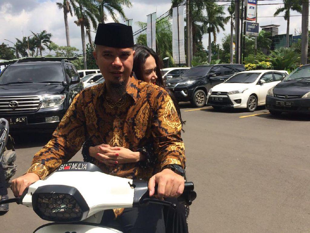 Ahmad Dhani Belum Lunasi Utang, Andhika Kangen Band Gugat Cerai Istri