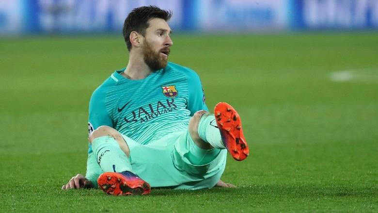 Messi Tak Bertaji