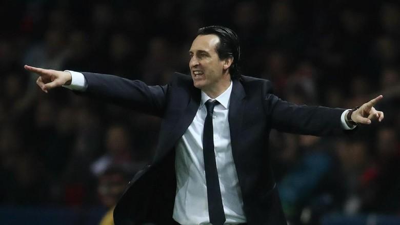Target Emery di Arsenal: Mengejar Manchester City