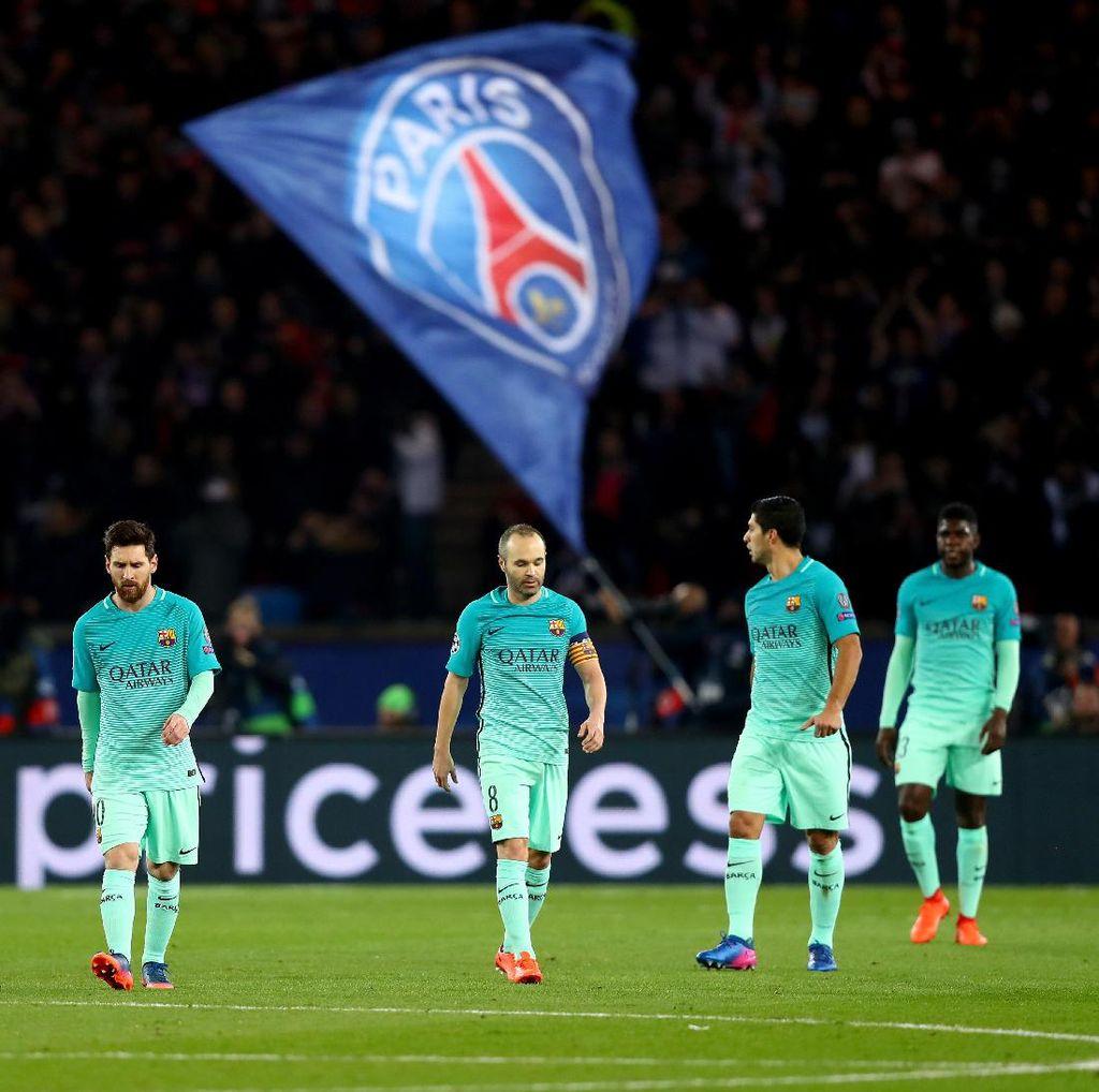 Jumpa Juventus, Barca Berharap Tragedi di Paris Tak Terulang