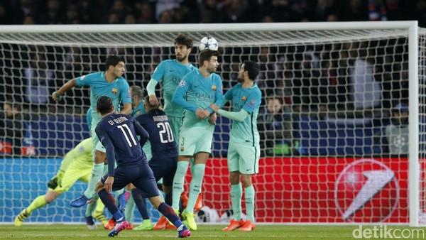 PSG Hormati Barca, tapi Tidak Takut