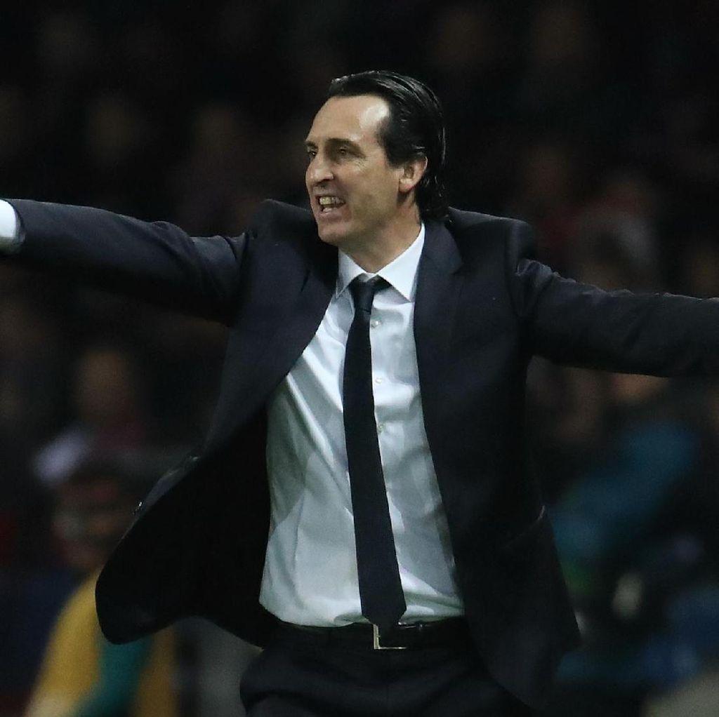 Situs Pribadi Bocorkan Kepindahan Emery ke Arsenal?