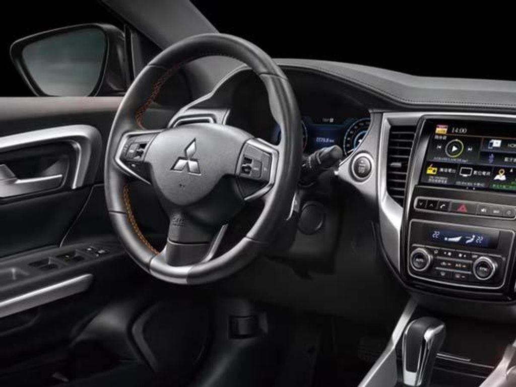 Cantiknya Mitsubishi Grand Lancer