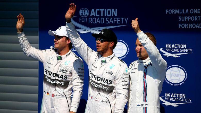Rosberg Tak Akan Beberkan Rahasia Mengalahkan Hamilton kepada Bottas