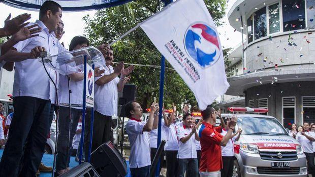 Hasil Pahit Bakar Duit Perindo untuk Kampanye di Tel [22 MAY]