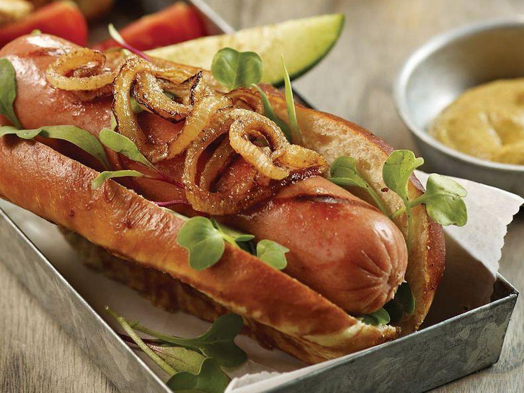 Karena Keduanya Pakai Roti, Apakah Hot Dog Termasuk Jenis Sandwich?