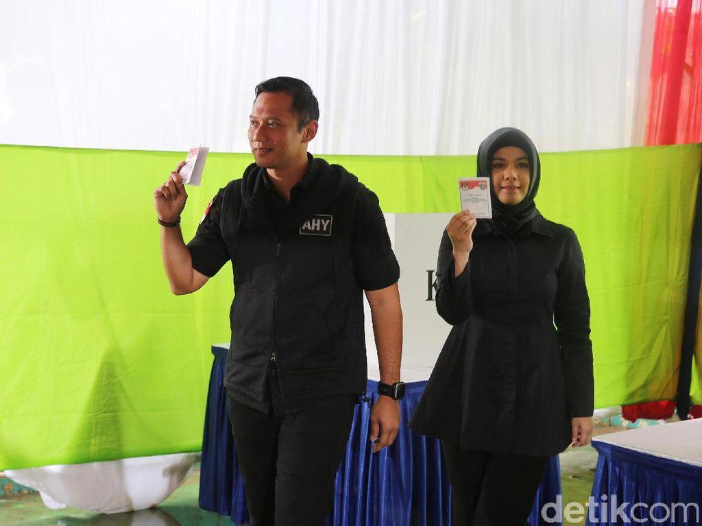 Agus Yudhoyono Kembali akan Mencoblos di TPS Cibeber